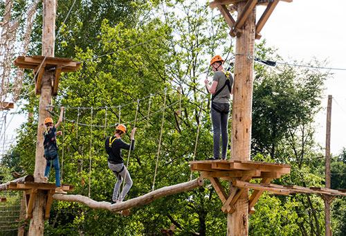 teambuilding klimpark